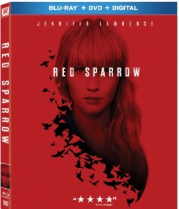 'Red Sparrow'; Arrives On 4K Ultra HD, Blu-ray & DVD May 22, 2018 From Fox Home Ent. 1
