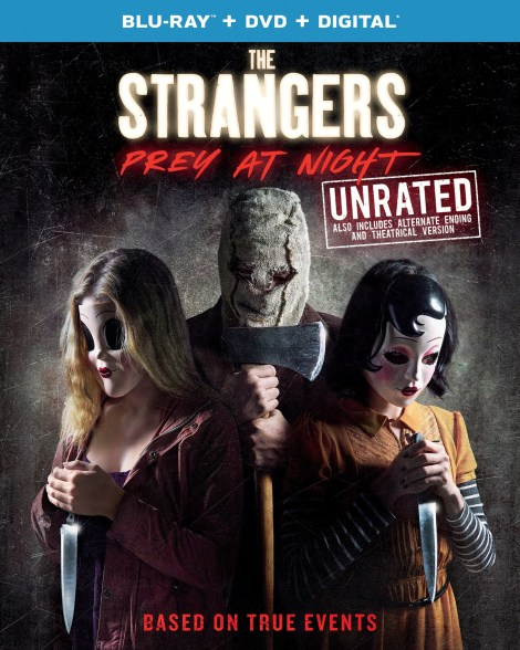 'The Strangers: Prey At Night' Unrated; Arrives On Digital May 22 & On Blu-ray & DVD June 12, 2018 From Universal 3