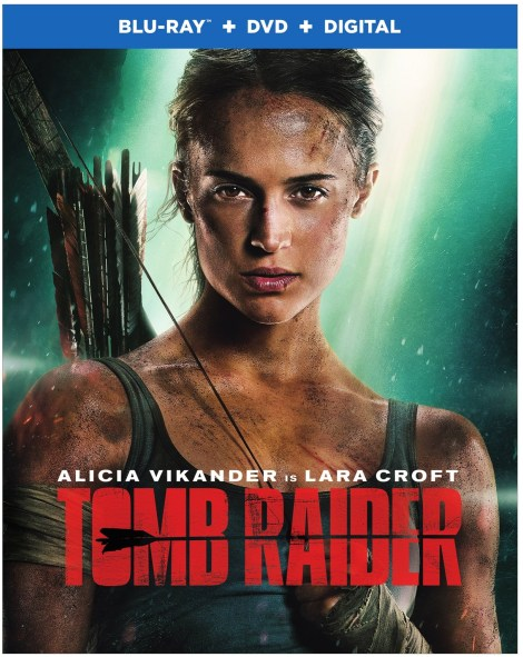'Tomb Raider'; Arrives On Digital May 29 & On 4K Ultra HD, 3D Blu-ray, Blu-ray & DVD June 12, 2018 From MGM & Warner Bros 5