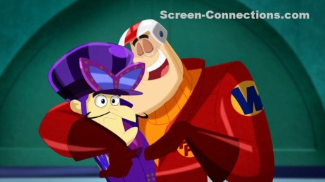 [DVD Review] 'Wacky Races: Start Your Engines! - Season 1, Volume 1': Now Available On DVD & Digital From Warner Bros 5