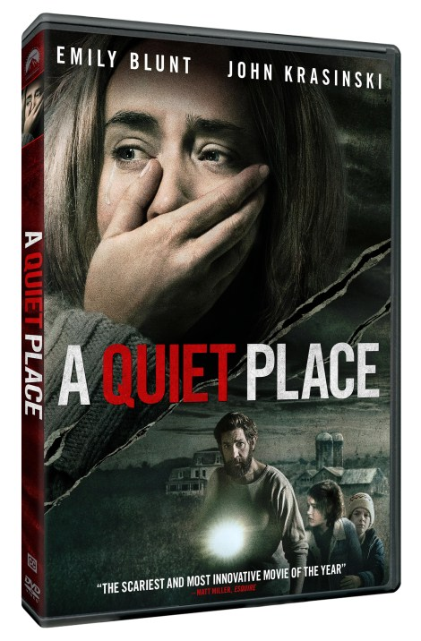 'A Quiet Place'; Arrives On Digital June 26 & On 4K Ultra HD, Blu-ray & DVD July 10, 2018 From Paramount 17