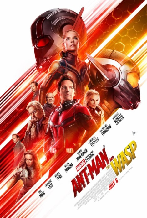 The New Trailer & Poster For Marvel's 'Ant-Man And The Wasp' Deliver Giant-Sized Fun 2