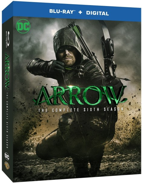 'Arrow: The Complete Sixth Season'; Arrives On Blu-ray & DVD August 14, 2018 From DC & Warner Bros 3