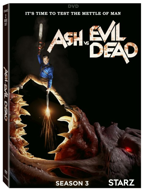 'Ash Vs Evil Dead: Season Three'; The Final Season Arrives On Digital May 25 & On Blu-ray & DVD August 21, 2018 From Lionsgate 5