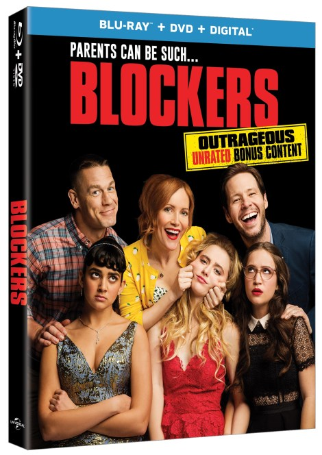 'Blockers'; Arrives On Digital June 19 & On Blu-ray & DVD July 3, 2018 From Universal 3