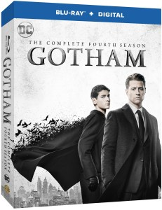 'Gotham: The Complete Fourth Season'; Arrives On Blu-ray & DVD August 21, 2018 From DC & Warner Bros 1