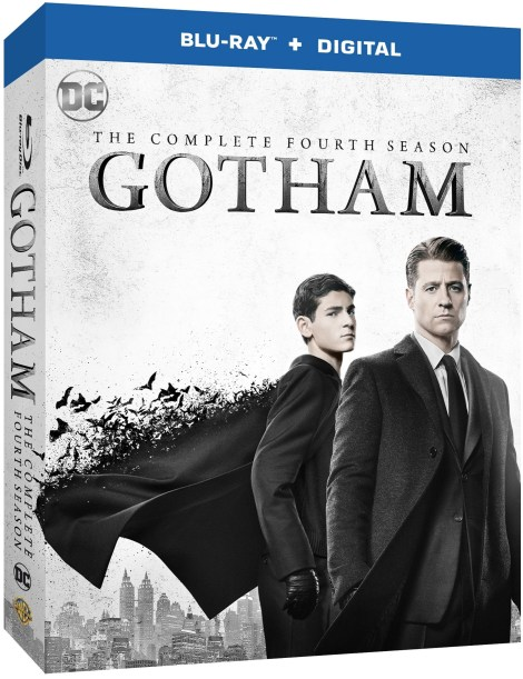 'Gotham: The Complete Fourth Season'; Arrives On Blu-ray & DVD August 21, 2018 From DC & Warner Bros 3