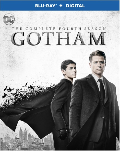 'Gotham: The Complete Fourth Season'; Arrives On Blu-ray & DVD August 21, 2018 From DC & Warner Bros 4