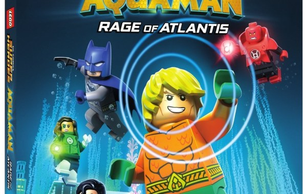 Trailer, Artwork & Release Details For 'LEGO DC Comics Super Heroes: Aquaman - Rage Of Atlantis'; Arrives On Blu-ray, DVD & Digital July 31, 2018 From DC & Warner Bros 43