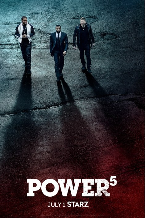 Trust Is A Weapon In The New Trailer & Teaser Poster For Season 5 Of 'Power' 2
