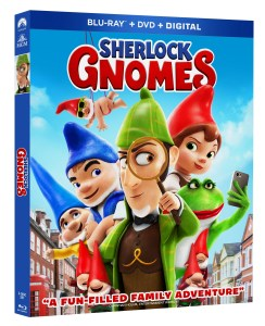 'Sherlock Gnomes'; Arrives On Digital June 5 & On Blu-ray & DVD June 12, 2018 From MGM & Paramount 1