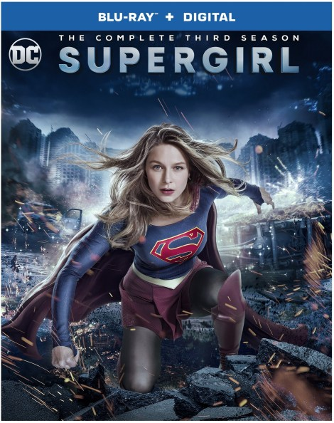 'Supergirl: The Complete Third Season'; Arrives On Blu-ray & DVD September 18, 2018 From DC & Warner Bros 4