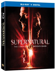 'Supernatural: The Complete Thirteenth Season'; Arrives On Blu-ray & DVD September 4, 2018 From Warner Bros 1