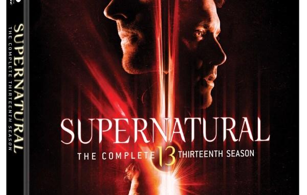 'Supernatural: The Complete Thirteenth Season'; Arrives On Blu-ray & DVD September 4, 2018 From Warner Bros 12