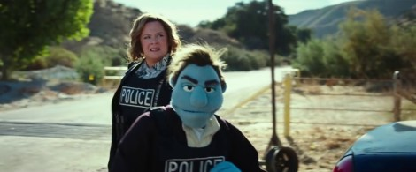 Dive Into The Puppet Underworld With The First Poster & Red Band Trailer For Brian Henson's 'The Happytime Murders' 1