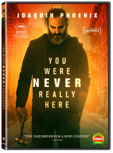 'You Were Never Really Here'; Arrives On Digital July 3 & On Blu-ray & DVD July 17, 2018 From Lionsgate 5