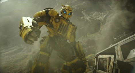 One Autobot's Journey Begins In The Official Teaser Trailer & Poster For The 'Bumblebee' Standalone Movie 1