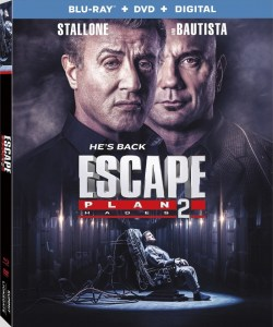 [Blu-Ray Review] 'Escape Plan 2: Hades': Available On Blu-ray, DVD & Digital June 29, 2018 From Summit & Lionsgate 1