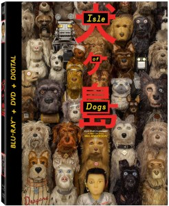 Wes Anderson's 'Isle Of Dogs'; Arrives On Digital June 26 & On Blu-ray & DVD July 17, 2018 From Fox Home Ent 1