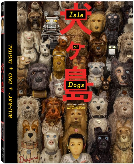Wes Anderson's 'Isle Of Dogs'; Arrives On Digital June 26 & On Blu-ray & DVD July 17, 2018 From Fox Home Ent 4