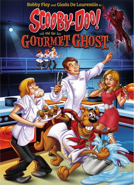 Trailer, Artwork & Release Details For 'Scooby-Doo! And The Gourmet Ghost'; Arrives On Digital August 28 & On DVD September 11, 2018 From Warner Bros 3