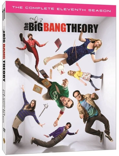 'The Big Bang Theory: The Complete Eleventh Season'; Arrives On Blu-ray & DVD September 11, 2018 From Warner Bros 5