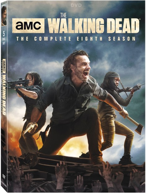 'The Walking Dead: The Complete Eighth Season'; Arrives On Blu-ray & DVD August 21, 2018 From Lionsgate 6