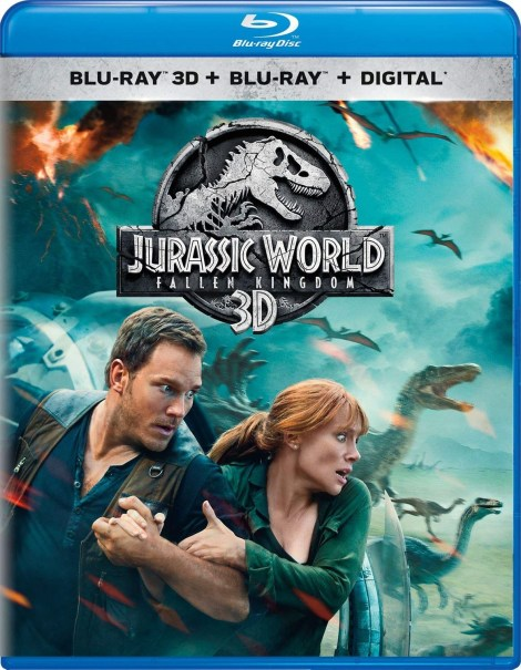 'Jurassic World: Fallen Kingdom'; Arrives On Digital September 4 & On 4K Ultra HD, 3D Blu-ray, Blu-ray & DVD September 18, 2018 From Universal 6