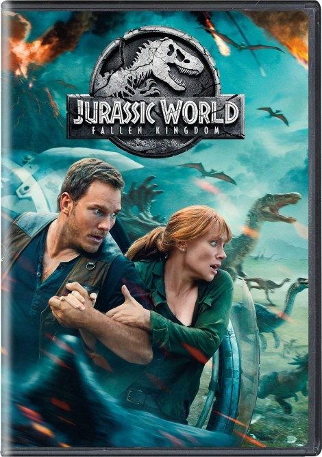 'Jurassic World: Fallen Kingdom'; Arrives On Digital September 4 & On 4K Ultra HD, 3D Blu-ray, Blu-ray & DVD September 18, 2018 From Universal 11