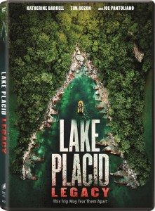 'Lake Placid: Legacy'; The Sixth Installment In The Franchise Arrives On Digital & DVD September 4, 2018 From Sony Pictures 1