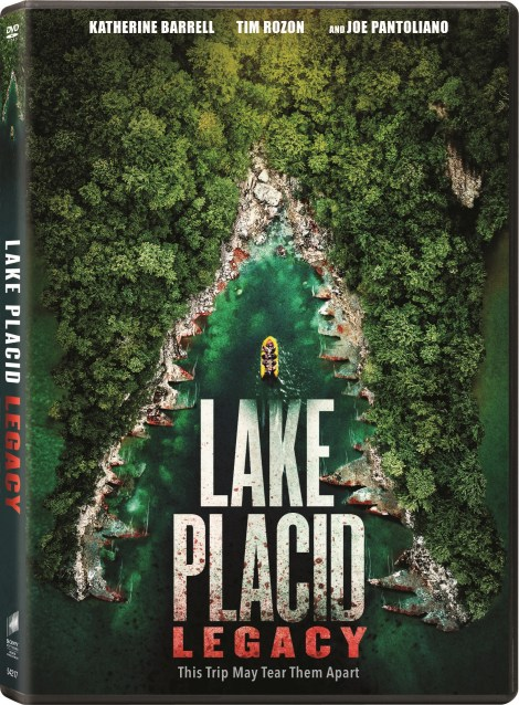 'Lake Placid: Legacy'; The Sixth Installment In The Franchise Arrives On Digital & DVD September 4, 2018 From Sony Pictures 3