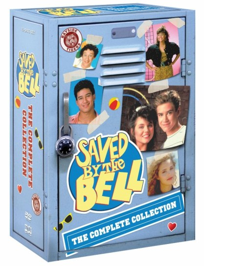 'Saved By The Bell: The Complete Collection'; The 16-Disc DVD Set Arrives On October 2, 2018 From Shout! Factory 2