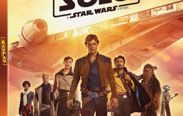 'Solo: A Star Wars Story'; Arrives On Digital September 14 & On 4K Ultra HD, Blu-ray & DVD September 25, 2018 From Lucasfilm 25