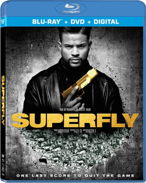 'Superfly'; Arrives On Digital August 28 & On Blu-ray & DVD September 11, 2018 From Sony Pictures 4