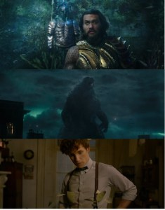 Watch Trailers For 'Fantastic Beasts: The Crimes Of Grindelwald', 'Aquaman', 'Godzilla: King Of The Monsters' & 'Shazam' From The Warner Bros SDCC Panel 1