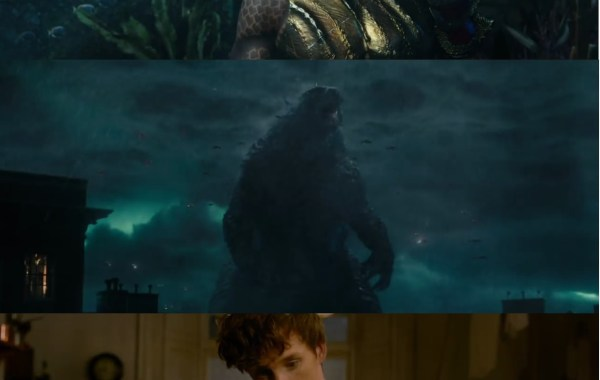 Watch Trailers For 'Fantastic Beasts: The Crimes Of Grindelwald', 'Aquaman', 'Godzilla: King Of The Monsters' & 'Shazam' From The Warner Bros SDCC Panel 4