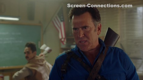 [Blu-Ray Review] 'Ash Vs. Evil Dead: The Complete Third Season': Available On Blu-ray & DVD August 21, 2018 From Lionsgate 3