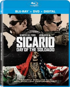 'Sicario: Day Of The Soldado'; Arrives On Digital September 18 & On 4K Ultra HD, Blu-ray & DVD October 2, 2018 From Sony Pictures 1