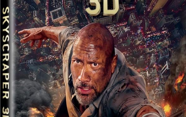 'Skyscraper'; Arrives On Digital September 25 & On 4K Ultra HD, 3D Blu-ray, Blu-ray & DVD October 9, 2018 From Universal 34