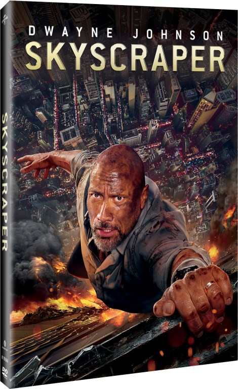 'Skyscraper'; Arrives On Digital September 25 & On 4K Ultra HD, 3D Blu-ray, Blu-ray & DVD October 9, 2018 From Universal 13
