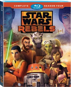 [Blu-Ray Review] 'Star Wars Rebels: Complete Season Four': Now Available On Blu-ray & DVD From Disney & Lucasfilm 1