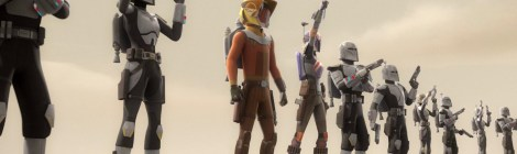 [Blu-Ray Review] 'Star Wars Rebels: Complete Season Four': Now Available On Blu-ray & DVD From Disney & Lucasfilm 7