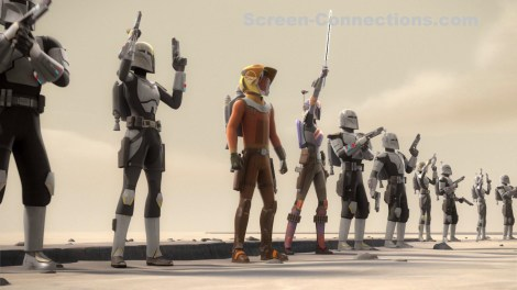[Blu-Ray Review] 'Star Wars Rebels: Complete Season Four': Now Available On Blu-ray & DVD From Disney & Lucasfilm 2