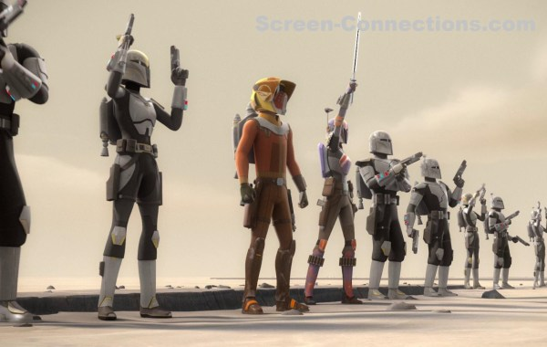 [Blu-Ray Review] 'Star Wars Rebels: Complete Season Four': Now Available On Blu-ray & DVD From Disney & Lucasfilm 27