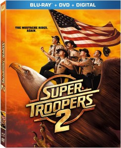 [Blu-Ray Review] 'Super Troopers 2': Now Available On Blu-ray, DVD & Digital From Fox Home Ent 1