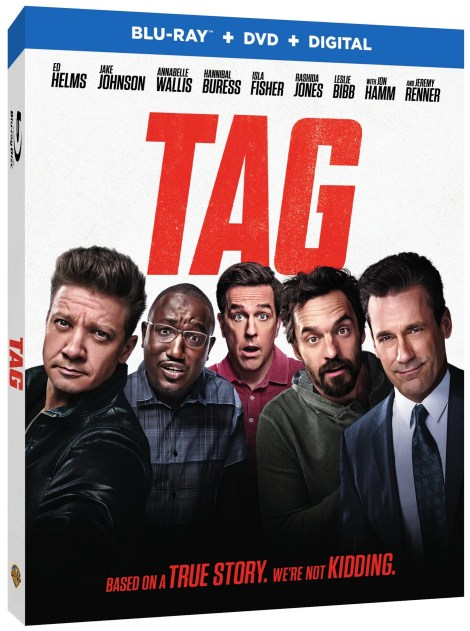 'Tag'; The Comedy Arrives On Digital August 17 & On Blu-ray & DVD August 28, 2018 From Warner Bros 3