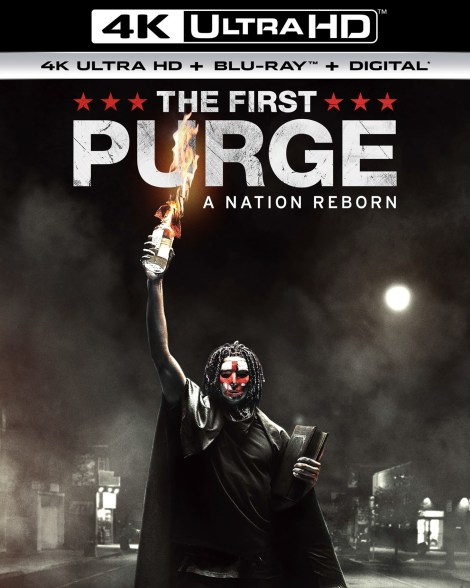'The First Purge'; Arrives On Digital September 18 & On 4K Ultra HD, Blu-ray & DVD October 2, 2018 From Universal 4