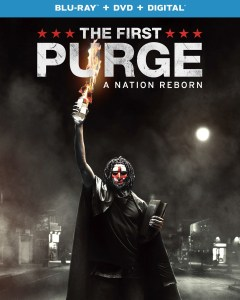 [Blu-Ray Review] 'The First Purge': Now Available On 4K Ultra HD, Blu-ray, DVD & Digital From Universal 1