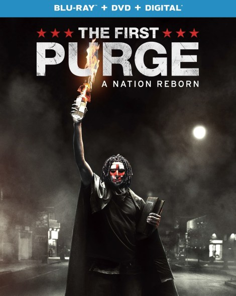 'The First Purge'; Arrives On Digital September 18 & On 4K Ultra HD, Blu-ray & DVD October 2, 2018 From Universal 7
