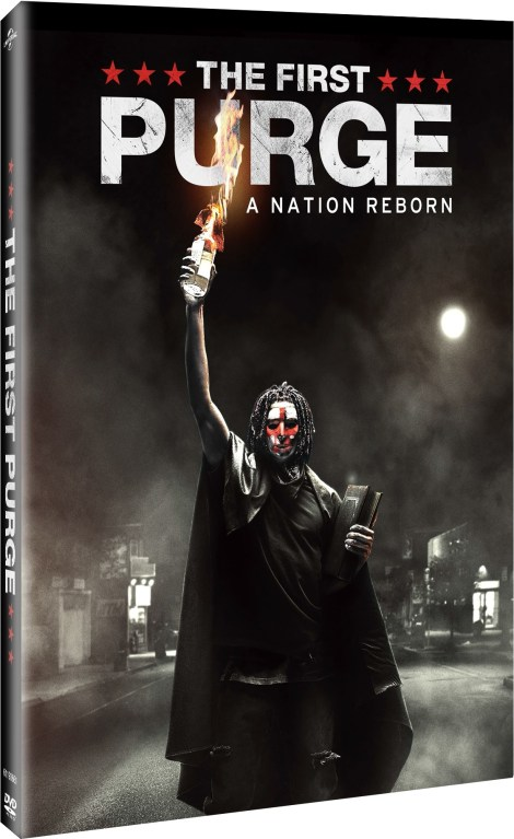 'The First Purge'; Arrives On Digital September 18 & On 4K Ultra HD, Blu-ray & DVD October 2, 2018 From Universal 25